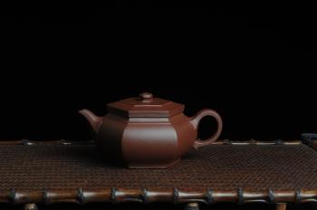 凌晨紫砂壶 美壶回馈壶友特惠 精致全手工大彬六方 原矿底槽清 - 美壶网