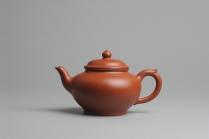 美壶定制紫砂壶 美壶特惠 非铁红色素泥 优质朱泥笑樱壶  - 美壶网
