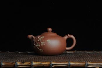 美壶定制紫砂壶 美壶特惠 小花货松针玉乳 原矿清水泥 - 美壶网
