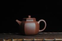 张海庄紫砂壶 全手工六方巨轮 原矿底槽清 - 美壶网