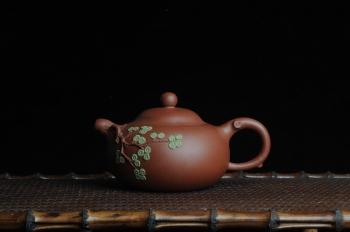 美壶定制紫砂壶 美壶特惠 小花货松花玉乳 原矿清水泥 - 美壶网