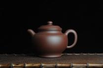 俞欣荣紫砂壶 美壶特惠大掇只 枣红泥 - 美壶网