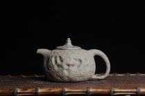 美壶定制紫砂壶 美壶特惠 精品老青段全手工供春 异形盖 难度大 肌理丰富 原矿段泥 - 美壶网