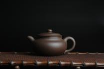 陈苏平紫砂壶 美壶特惠 非常漂亮的大亨仿古 原矿紫泥 - 美壶网