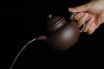 金同星紫砂壶 全手工寿珍掇球 深得老味 做工灰常好 请君细品 作品说话 酒香不怕巷子深 原矿底槽清 - 美壶网