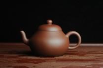 陈敏紫砂壶 美壶特惠 全手工精品秀雅梨形壶 茶人醉爱 原矿底槽清 - 美壶网