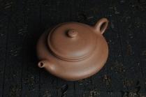 潘静超紫砂壶 美壶特惠 老段泥虚扁 做工精致 茶人醉爱 老段泥 - 美壶网