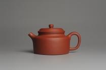 潘静超紫砂壶 美壶特惠 梨皮红泥德中 做工精致 茶人醉爱 原矿红泥 - 美壶网