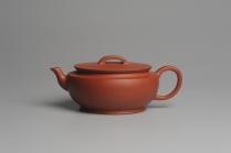 潘静超紫砂壶 美壶特惠 老清水泥 精致大蕴汉瓦 大口实用 茶人醉爱 原矿清水泥 - 美壶网