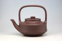 陆德祥紫砂壶 提璧  - 美壶网