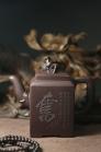 高奋荣紫砂壶 龙马精神  - 美壶网