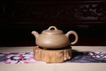 夏瑞娟紫砂壶 矮石瓢  - 美壶网