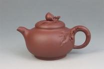 吴秋红紫砂壶 硕果  - 美壶网