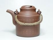 姜建荣紫砂壶 洋桶  - 美壶网