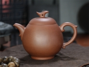 杨惠英紫砂壶 凤鸣壶  - 美壶网