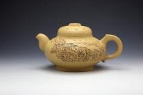 毛国强紫砂壶 惠风壶  - 美壶网