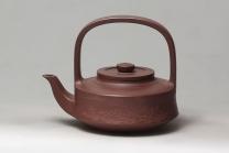 余志平紫砂壶 提壁  - 美壶网