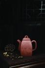 卢宁刚紫砂壶 汉方  - 美壶网