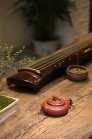 贺洪梅紫砂壶 卧龙壶  - 美壶网