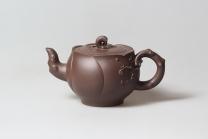 范国勤紫砂壶 梅花  - 美壶网