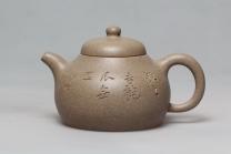 潘水鑫紫砂壶 匏瓜  - 美壶网