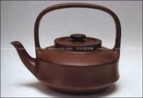 顾景舟紫砂壶 提壁壶  - 美壶网