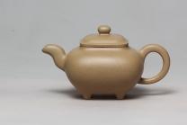 杨雅玫紫砂壶 传炉壶  - 美壶网
