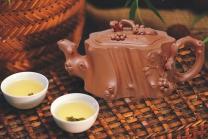 恽益萍紫砂壶 矮松鼠葡萄壶  - 美壶网