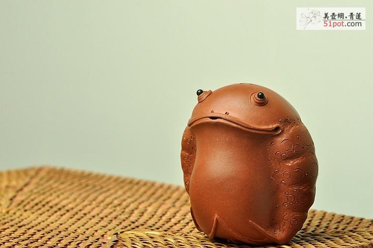 有0个壶友对施奇华老师的紫砂壶作品小动物们集合啦