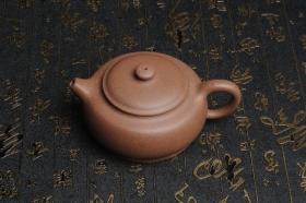 紫砂壶图片:美壶特惠 精致做工老段泥涌泉壶 茶人醉爱 - 美壶网
