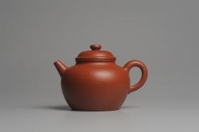 紫砂壶图片:美壶特惠 非铁红色素泥 优质朱泥大彬圈钮 - 美壶网