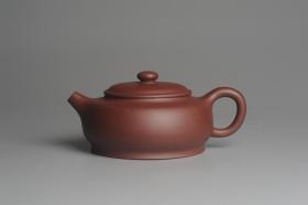 紫砂壶图片:美壶特惠 精致做工原矿红拼泥涌泉壶 茶人醉爱 - 美壶网