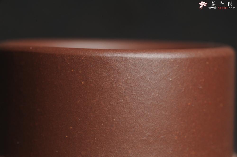 紫砂壶图片:美杯中秋特惠 雅致厚实 闻香品茗尝万千芬芳品茗杯 主人杯 直径4.3cm高8.2cm - 宜兴紫砂壶网