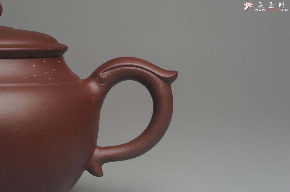 紫砂壶图片:美壶特惠 精工凤鸣壶 茶人醉爱 - 宜兴紫砂壶网