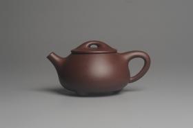 紫砂壶图片:美壶特惠 经典满瓢(霸王瓢)泥料特好 做工灰常精致 可和千元作品PK - 美壶网