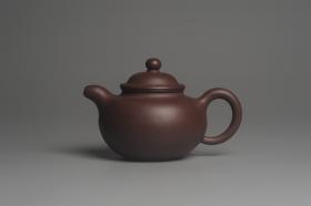 紫砂壶图片:美壶特惠 经典寿珍掇只 泥料超好 - 美壶网