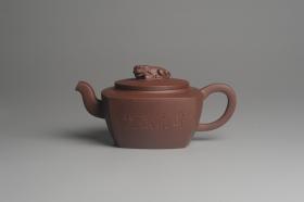 紫砂壶图片:美壶年底特惠 精工卧虎藏龙壶 难度大 茶人醉爱 - 美壶网