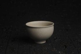 紫砂壶图片:优质白段泥精致手工品茗杯主人杯 茶人醉爱 - 美壶网