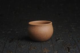 紫砂壶图片:特好五彩段泥精致手工品茗杯主人杯 茶人醉爱 - 美壶网