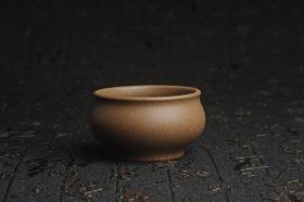 紫砂壶图片:特好青灰段泥精致手工品茗杯主人杯 茶人醉爱 性价比高 - 美壶网