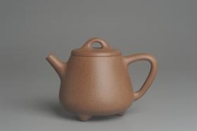 紫砂壶图片:美壶特惠 油润老段泥精致高石瓢紫砂茶壶 茶人醉爱 - 美壶网