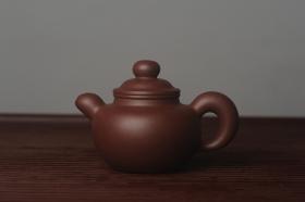 紫砂壶图片:迎中秋特惠 周老师精工力作 道洪圆珠 超精致 出水如柱 - 美壶网