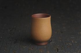 紫砂壶图片:美杯国庆特惠 精品好泥好工雅致特厚实筒杯主人杯 茶人醉爱 - 美壶网