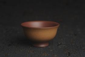 紫砂壶图片:美杯特惠 精品好泥好工厚实主人杯 压手杯 - 美壶网