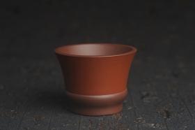 紫砂壶图片:美杯特惠 好泥好工雅致特厚实主人杯 - 美壶网