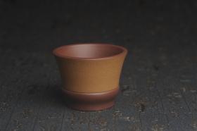 紫砂壶图片:美杯特惠 好泥好工雅致特厚实主人杯 茶人醉爱 - 美壶网