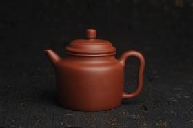 紫砂壶图片:美壶特惠 精致老清水泥高德中茶壶 茶人醉爱 - 美壶网