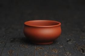 紫砂壶图片:美杯特惠 精致清水泥厚实品茗杯 茶人醉爱 - 美壶网